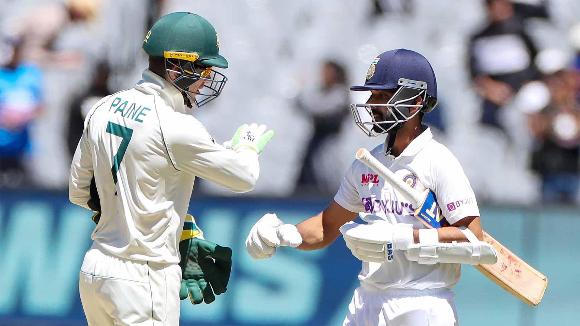 मेलबर्न टेस्ट भारत जीत