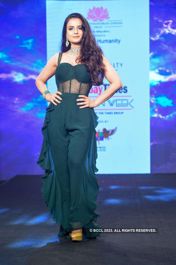 Bombay Times Fashion Week: Day 1 - Pillars of Humanity