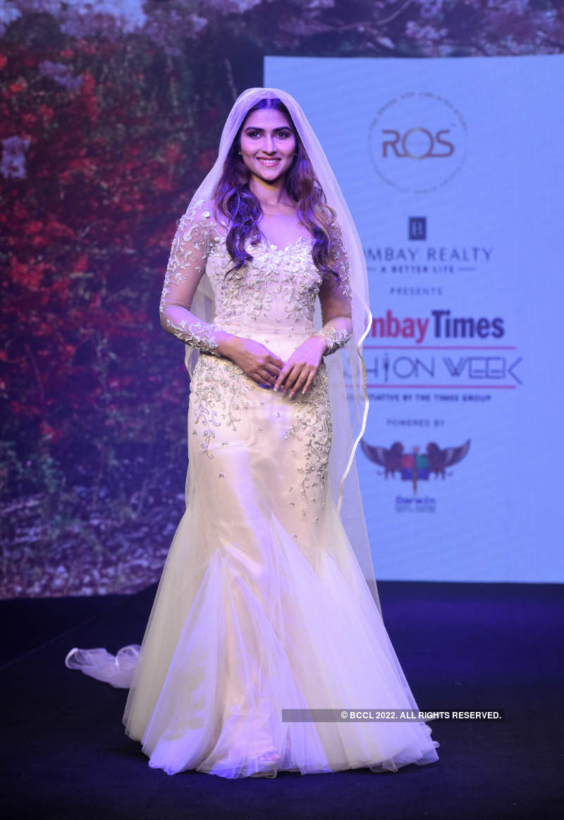 Bombay Times Fashion Week: Day 3 - ROS Story