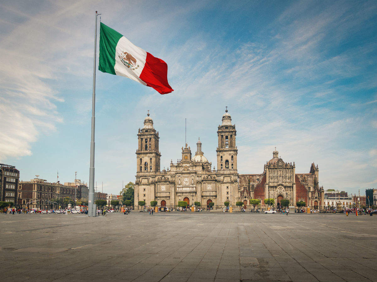 Mexico City To Turn 500 Years Old In 2021 A Look At The Historic City Mexico City Times Of India Travel