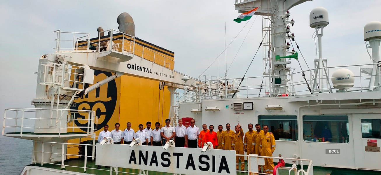 Indian sailors stuck on stranded ships at Chinese ports
