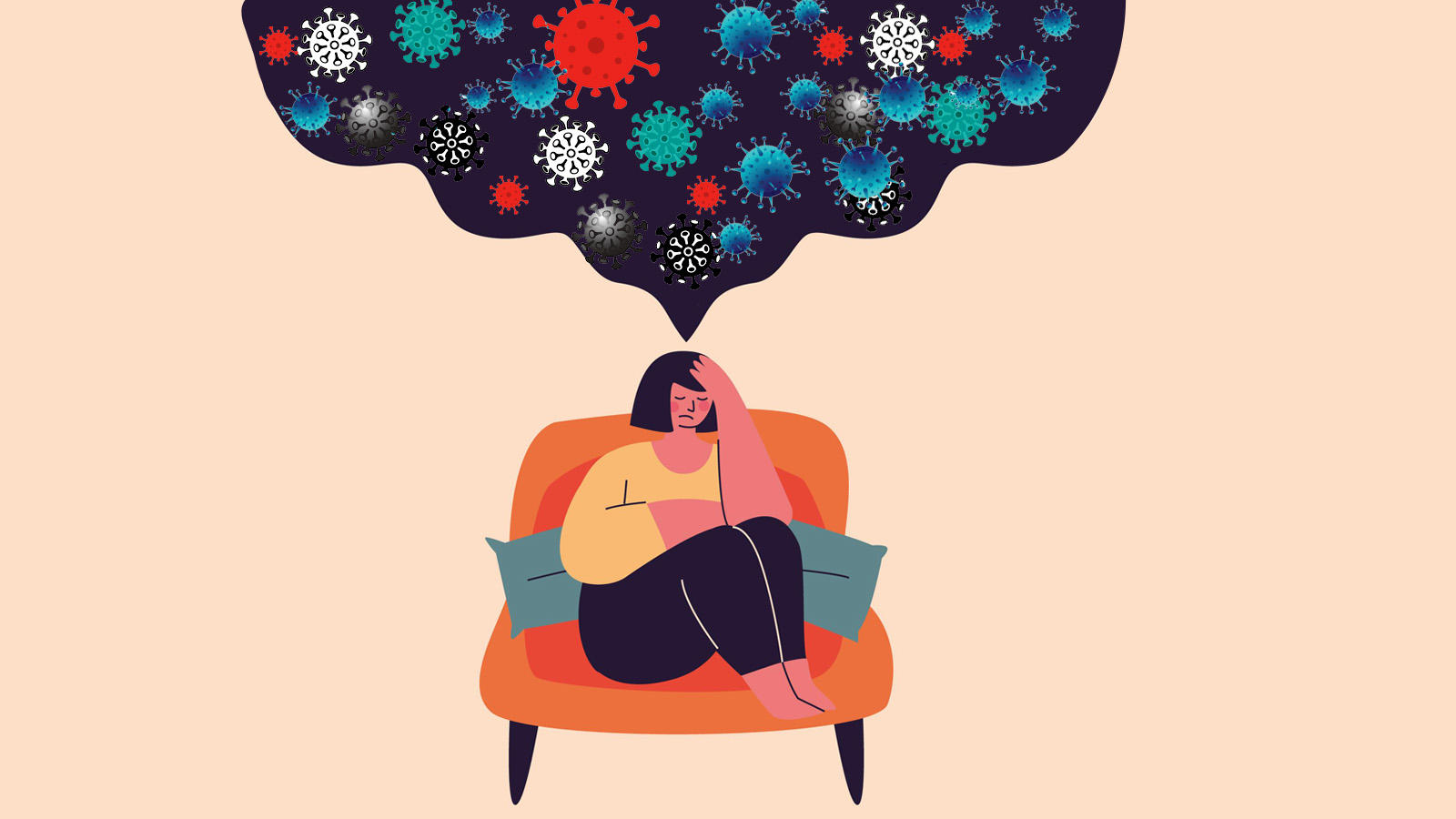 Anxiety, depression, isolation… how pandemic affected mental health - Times  of India
