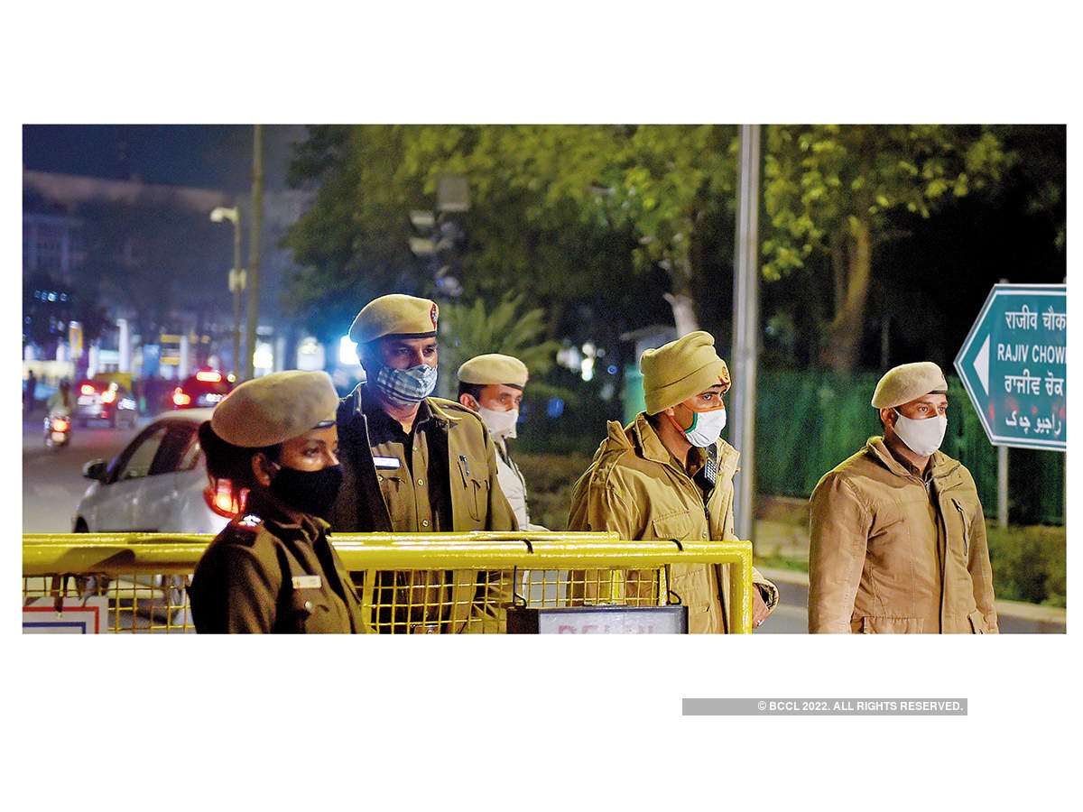 Tonight, police personnel across NCR will be out working