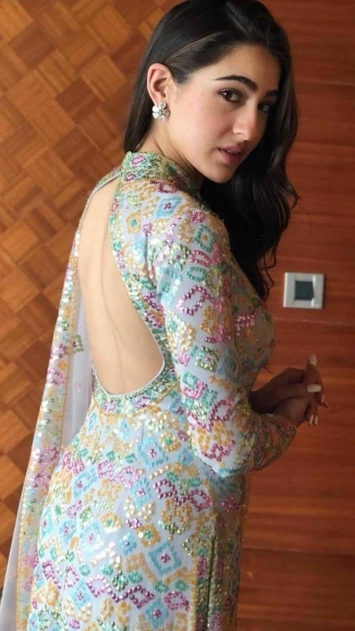 Best kurta looks of Sara Ali Khan   Times of India