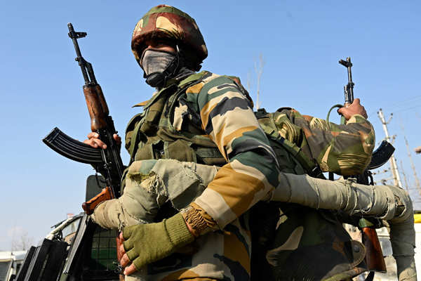 Three terrorists killed in Jammu and Kashmir encounter