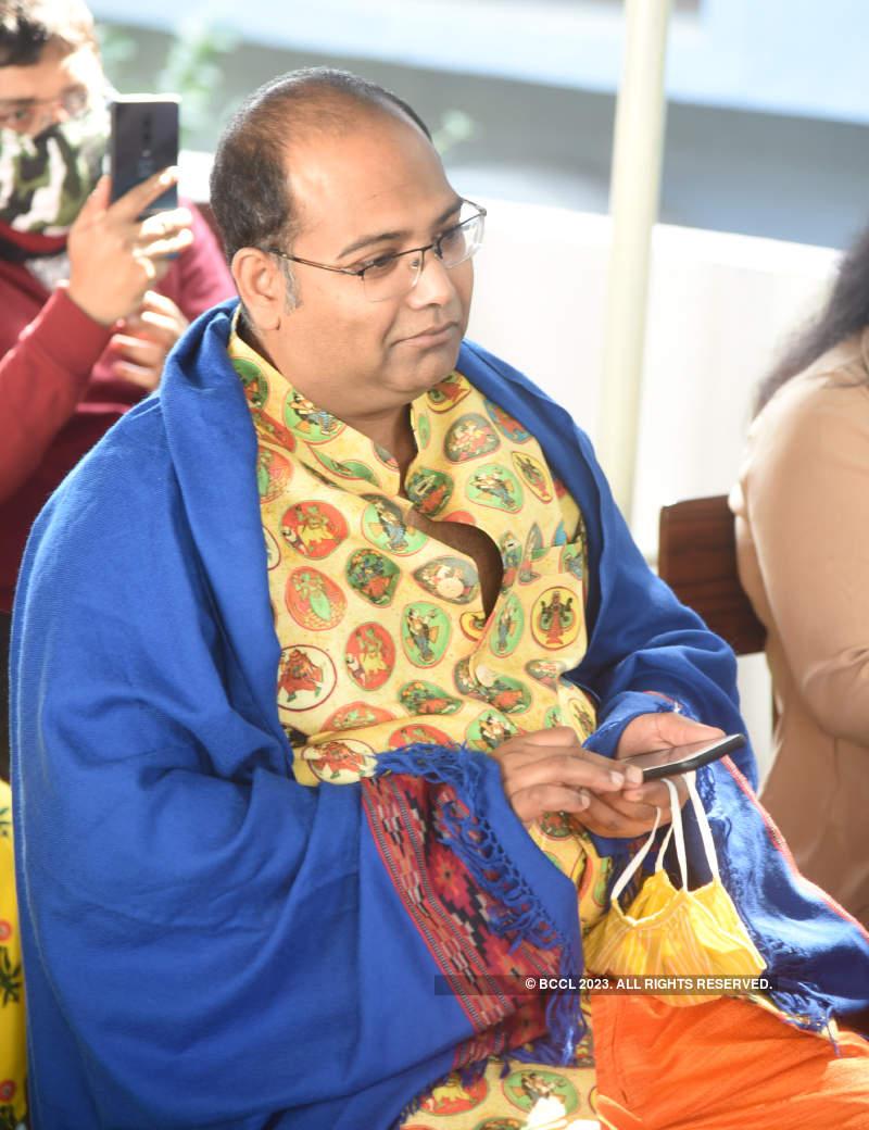 Bideshi O Rabindranath