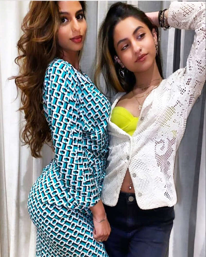 Suhana Khan is making heads turn with her new stylish pictures in a co-ord set