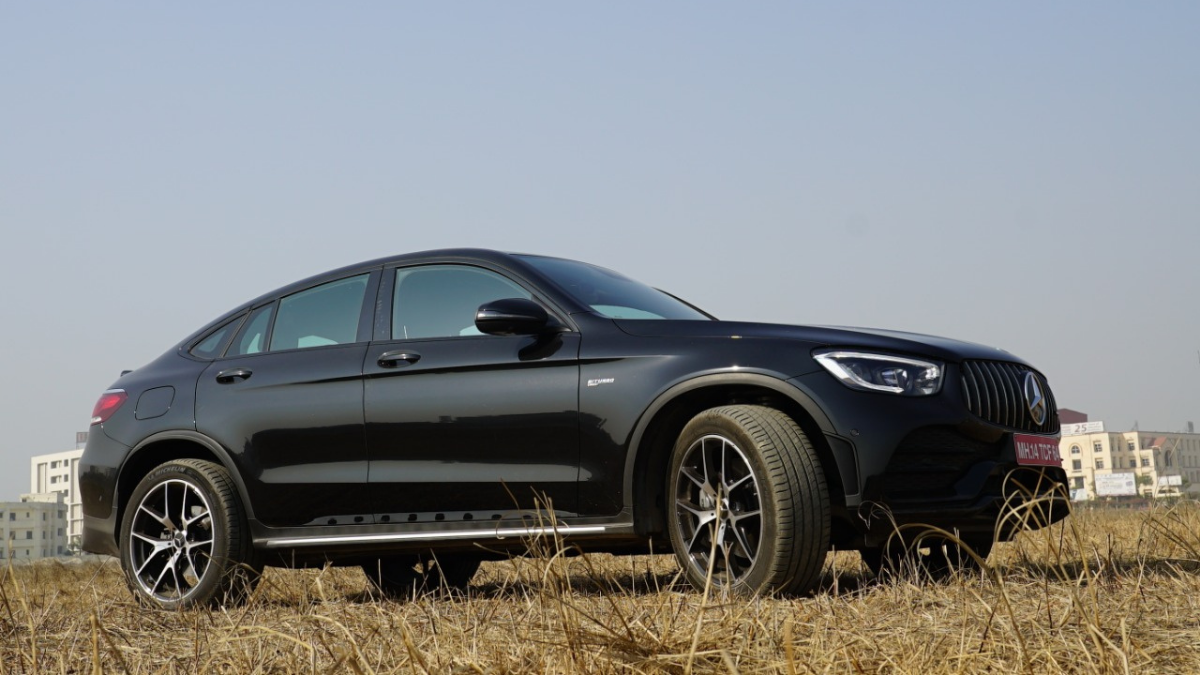 Mercedes Benz AMG GLC 43 driven: Now in pictures