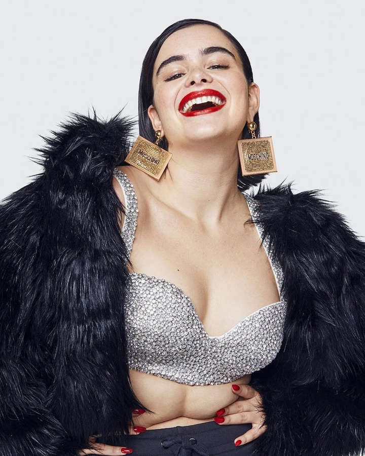 Barbie Ferreira slays with her style statement