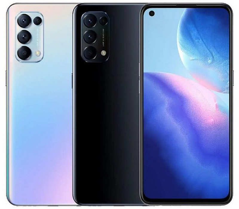 Oppo Reno 5 4G smartphone launched