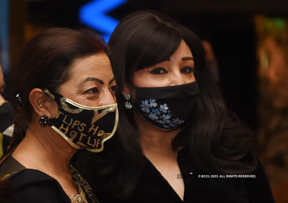 Delhiites attend 'Eeb Allay Ooo!' screening