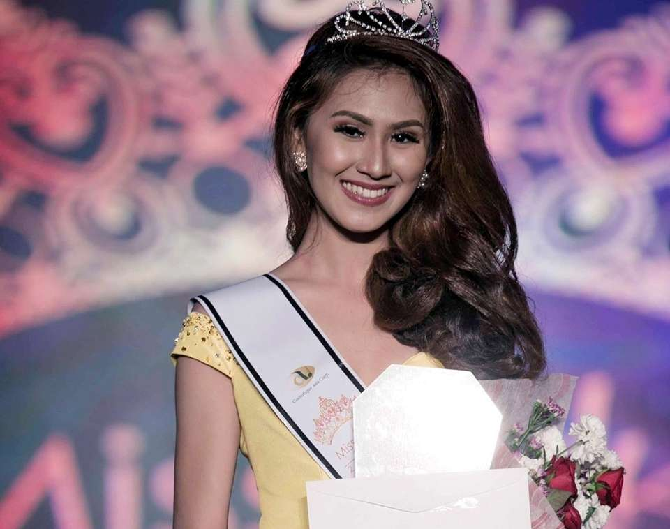 Beauty queen Christine Dacera brutally raped and murdered