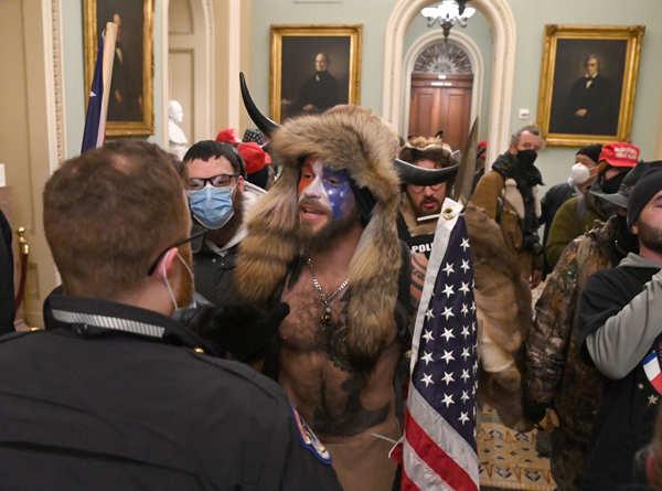 Donald Trump supporters storm US Capitol