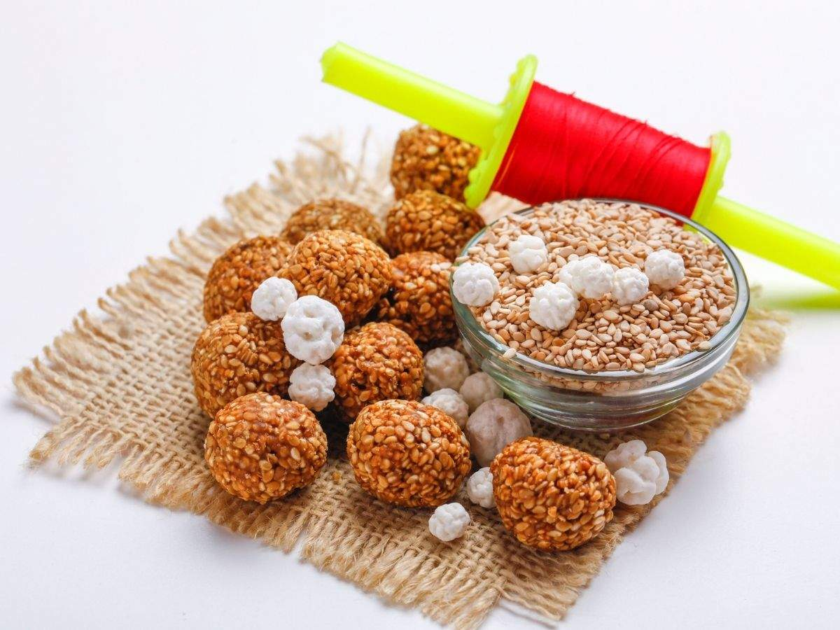 Five types of Ladoos you can make this Makar Sakranti