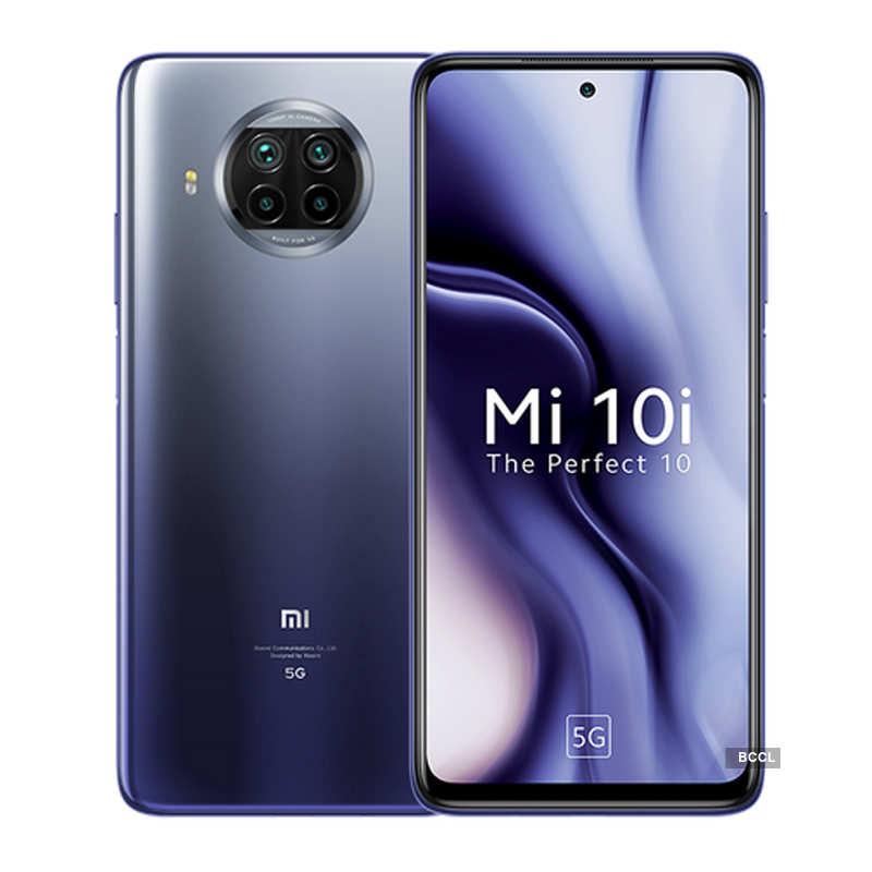 Xiaomi Mi 10i smartphone launched