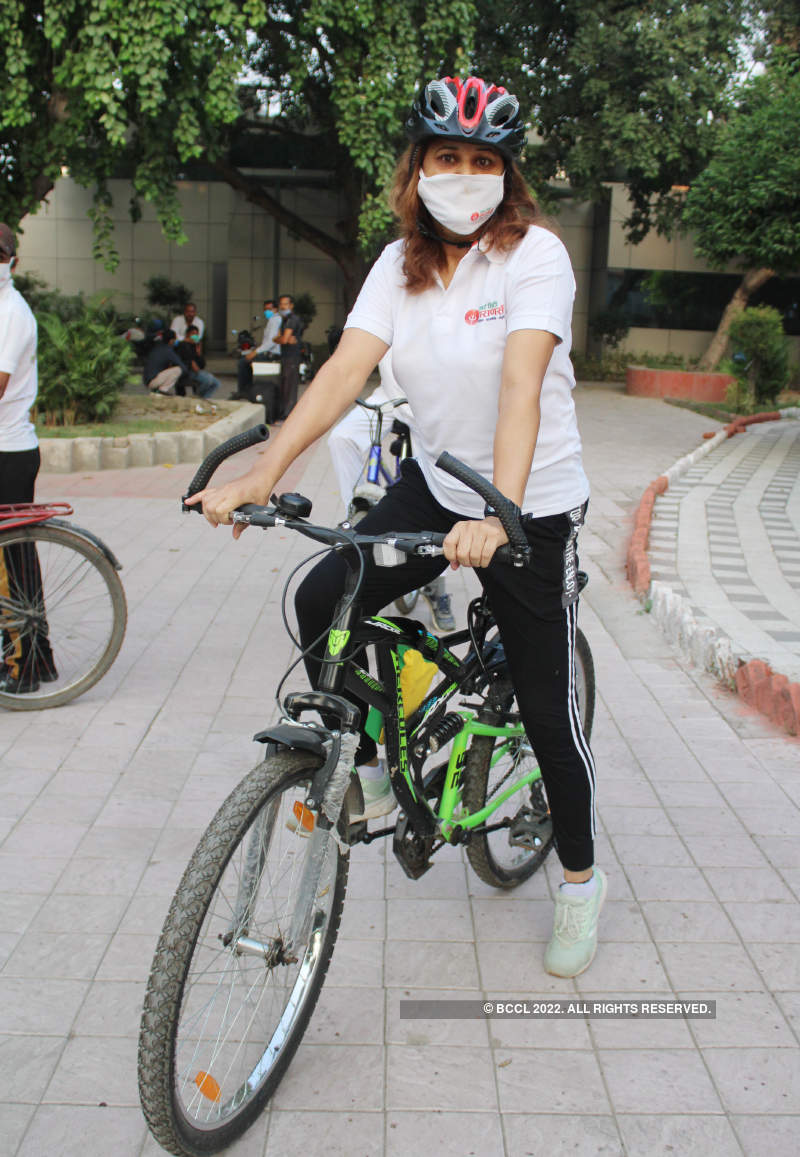 Banarasis pedal for a healthy lifestyle