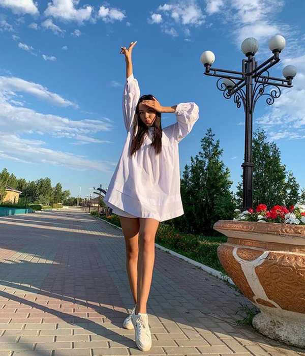 Kamilla Serikbay chosen as Miss Universe Kazakhstan 2020