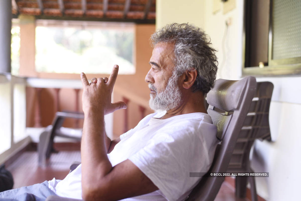 Lucky Ali chills in Goa