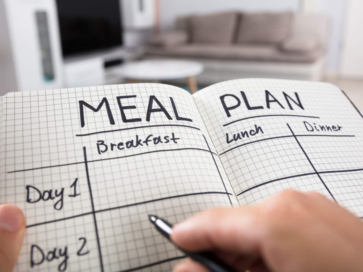 The 1200-calorie diet plan: What you can eat and does it really work?  | The Times of India