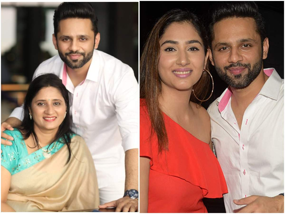 Exclusive - Bigg Boss 14: Rahul Vaidya's mom confirms son's marriage with Disha Parmar; says 'We will mostly have a June wedding' - Times of India
