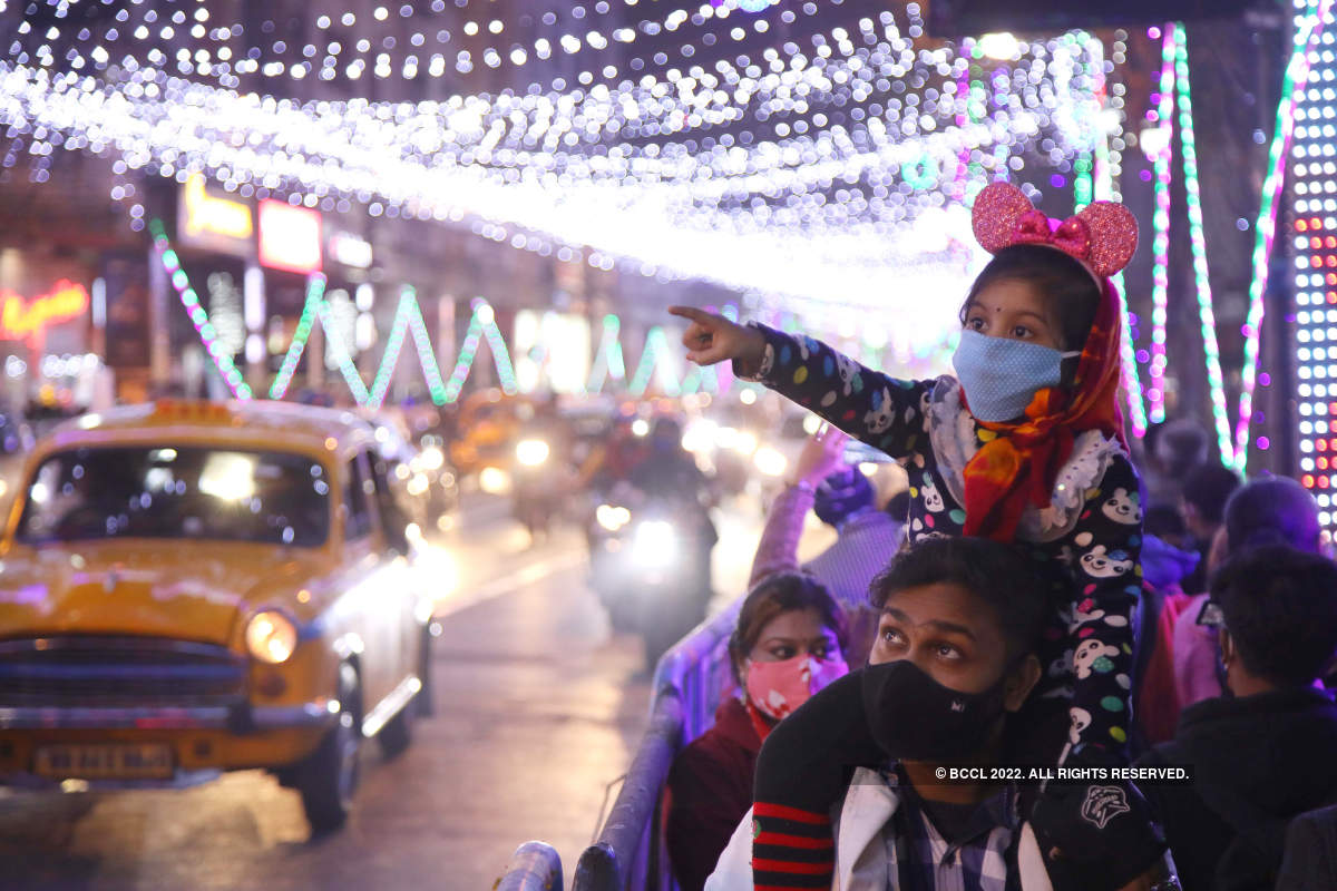 Kolkata rings in new year with cautious partying and gigs