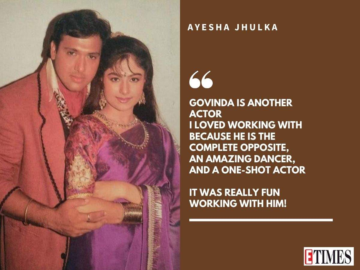 Ayesha and Govinda