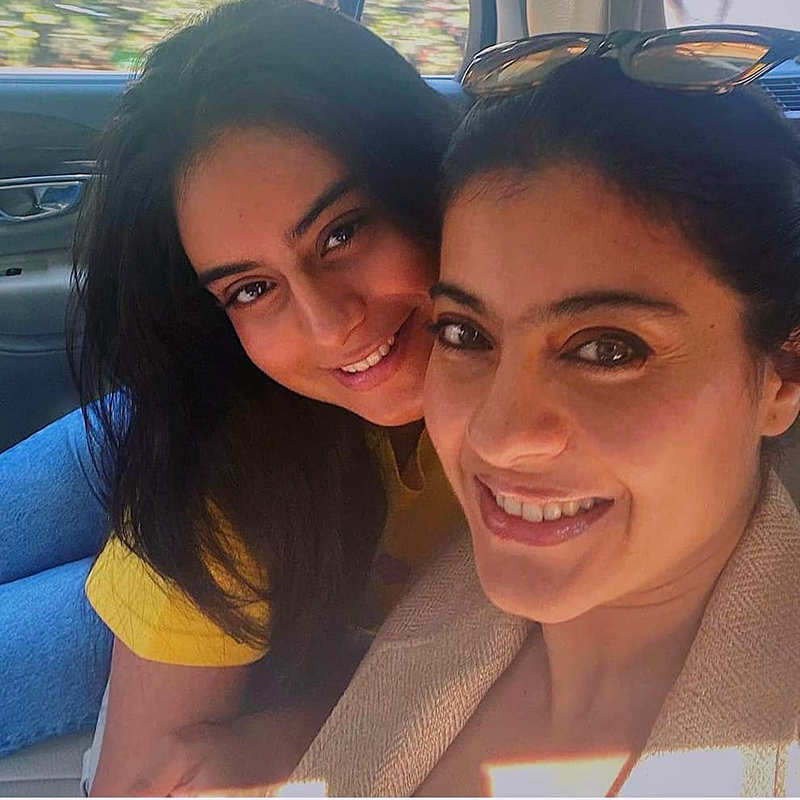 These candid pictures of Kajol and Nysa Devgn prove they are one stylish mother-daughter duo