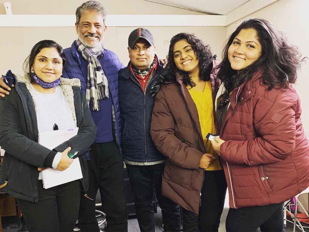 TOI Neetha Syam, Adil Hussain, Mohaan Naadar, Nimisha Sajayan, Nathalia Syam