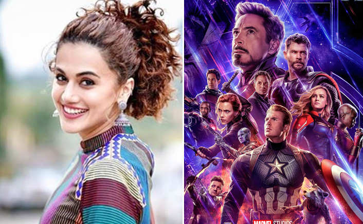 Taapsee Pannu Wants Avengers To Recruit Her