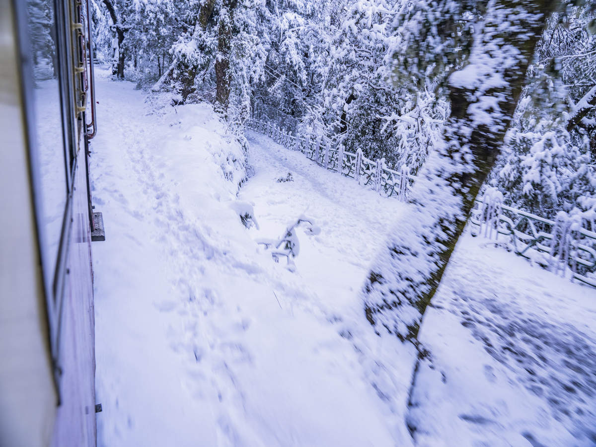 India's first indoor ski park to come up for tourists at Kurfi