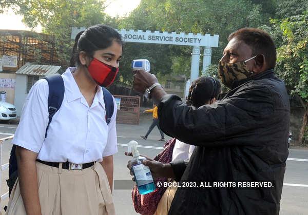 Coronavirus: Schools, colleges reopen in Gujarat