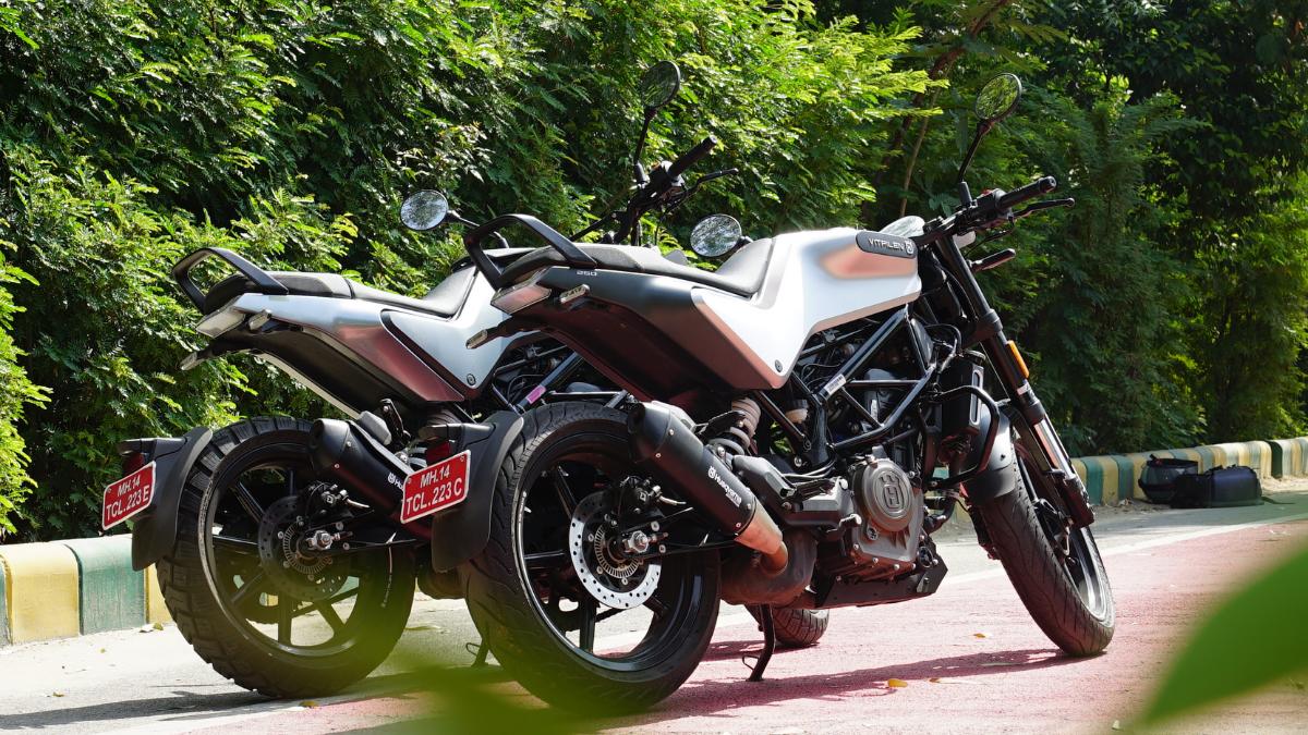 248-cc engine share with KTM Duke 250