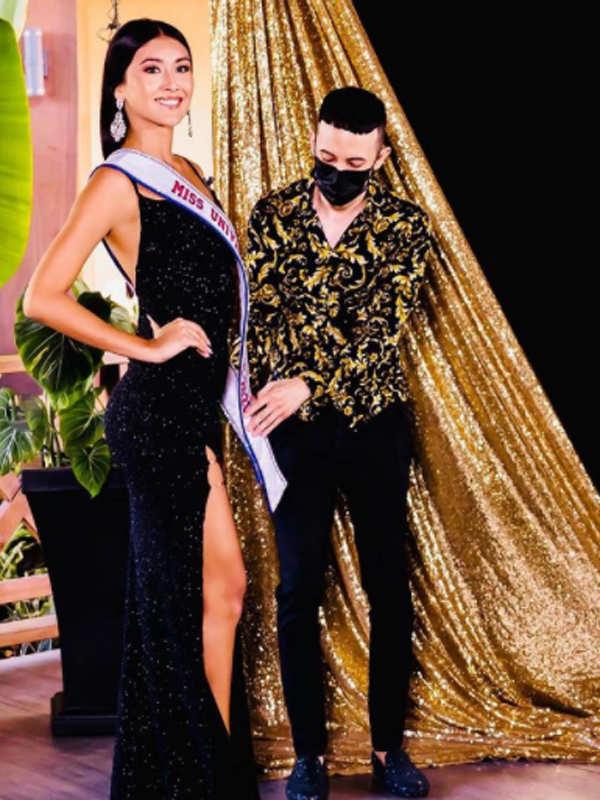 Iris Salguero chosen as Miss Universe Belize 2020