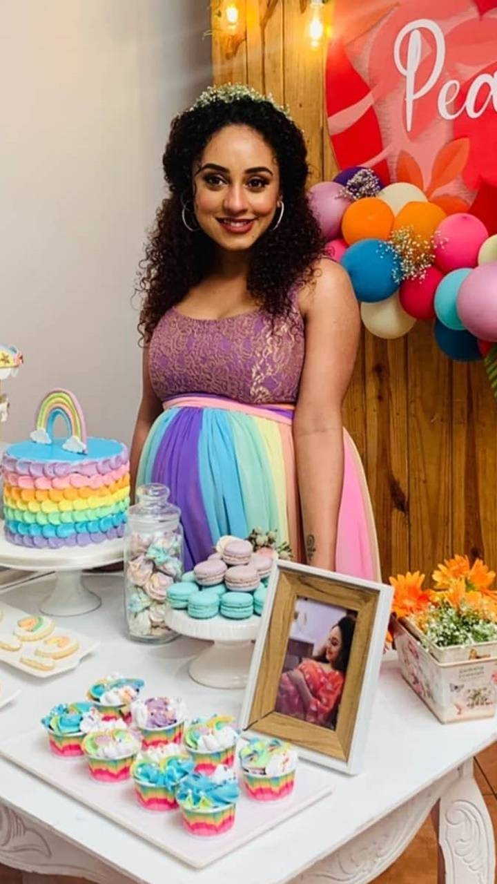 ​Unseen pictures of Pearle Maaney's Baby Shower