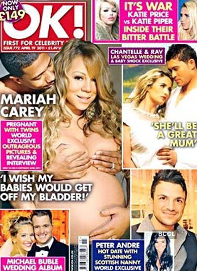Pregnant Covergirls