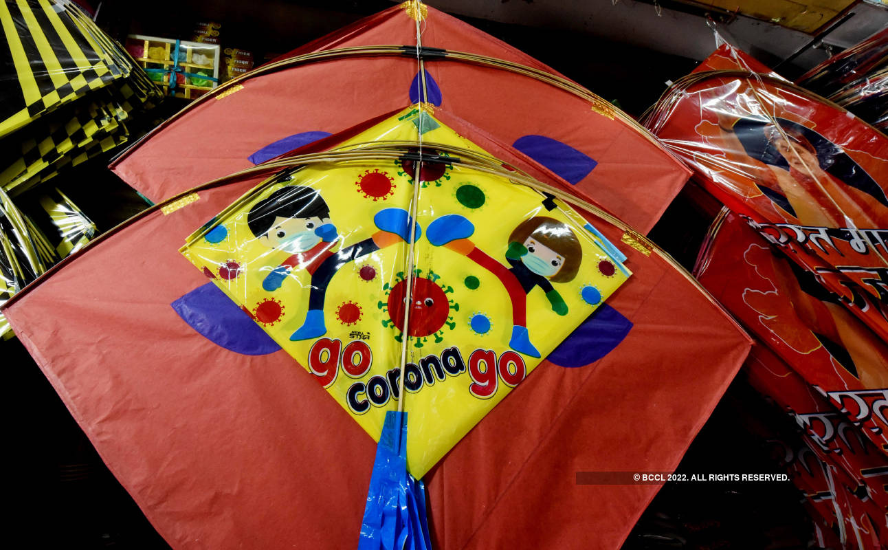 Kites with COVID-19 related messages to soar high in Jaipur