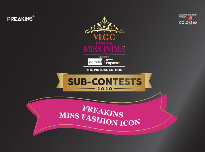 VLCC Femina Miss India 2020: 'Freakins Miss Fashion Icon' Sub-Contest