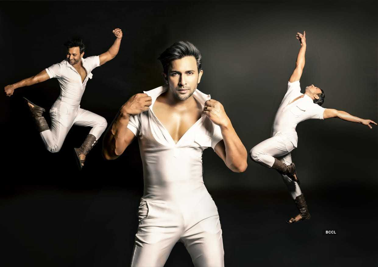 Pictures from celebrity photographer Amit Khanna's all Men Calendar for 2021