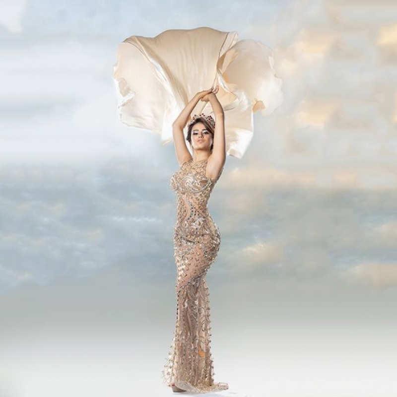 Aiona Santana chosen as Miss Glamour International Canada 2021