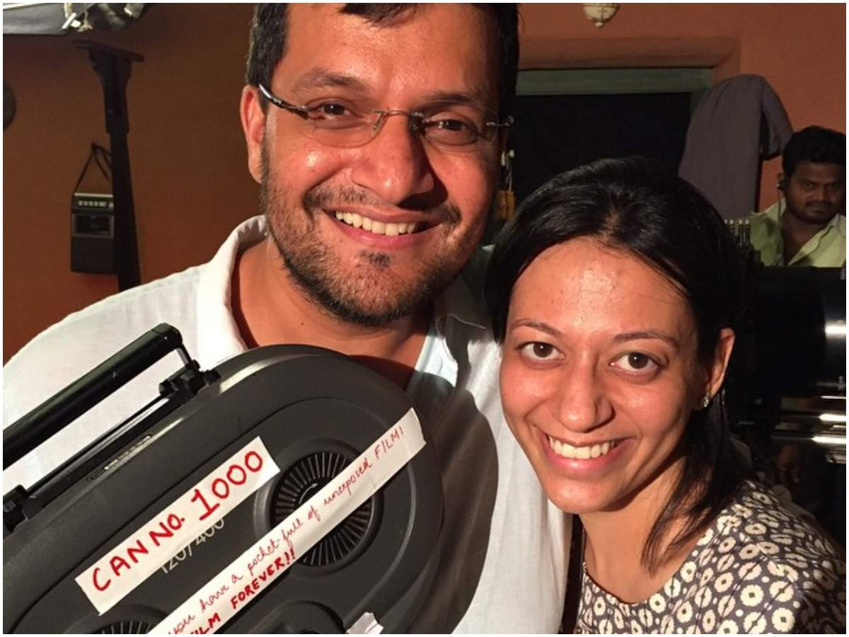 Karan and wife Ekta