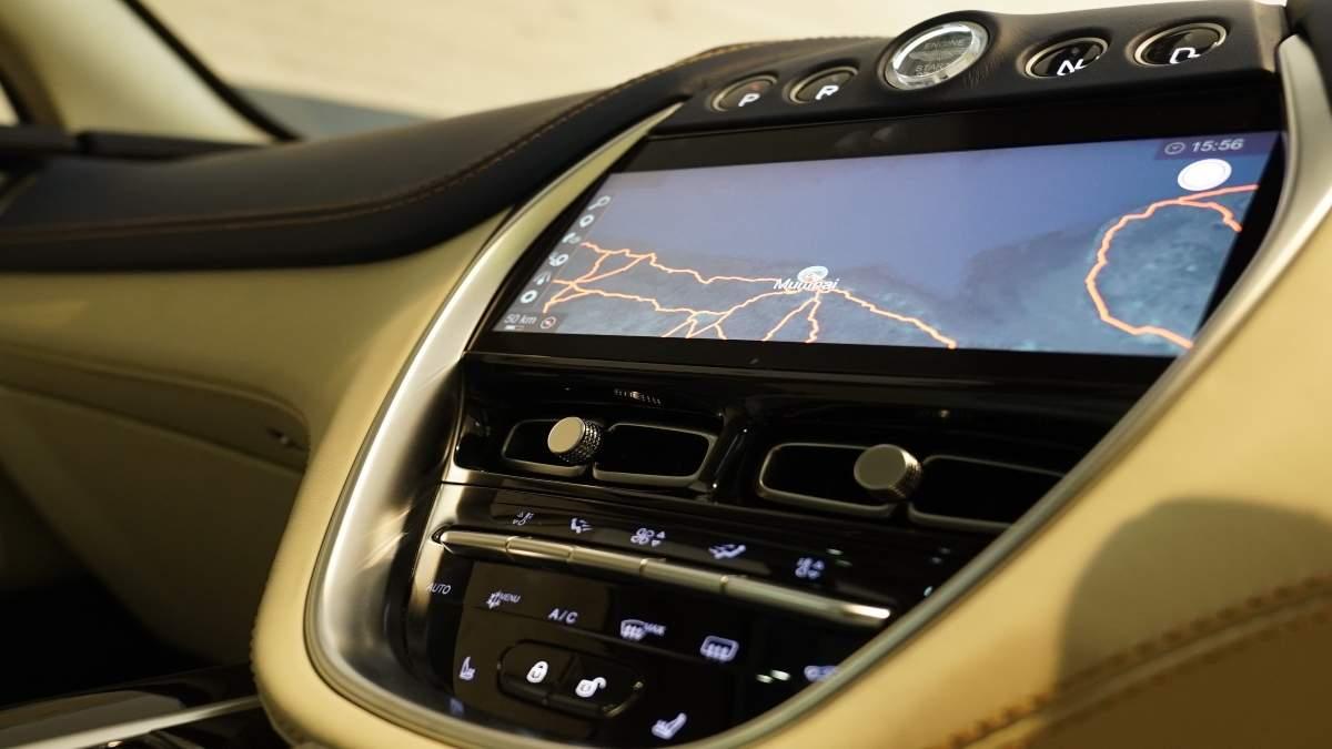Spirited drive modes