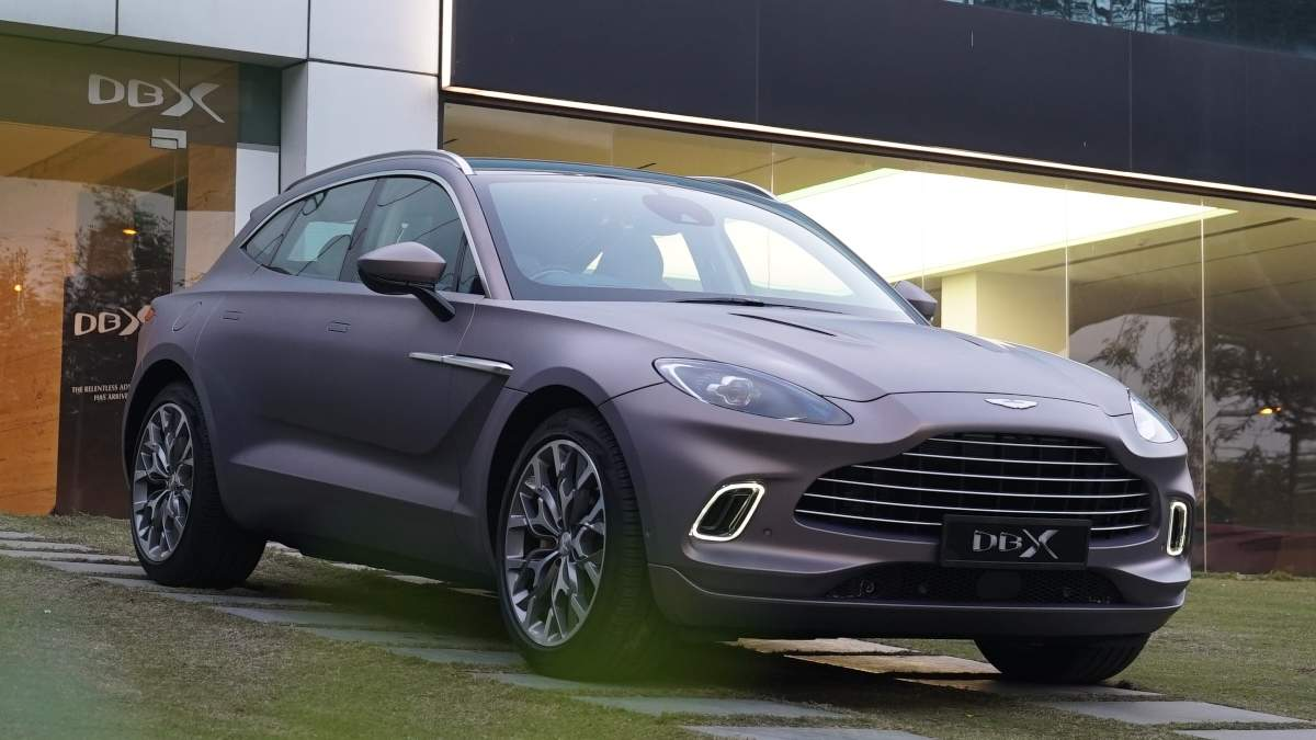 Aston Martin DBX launched in India: 6 things to know