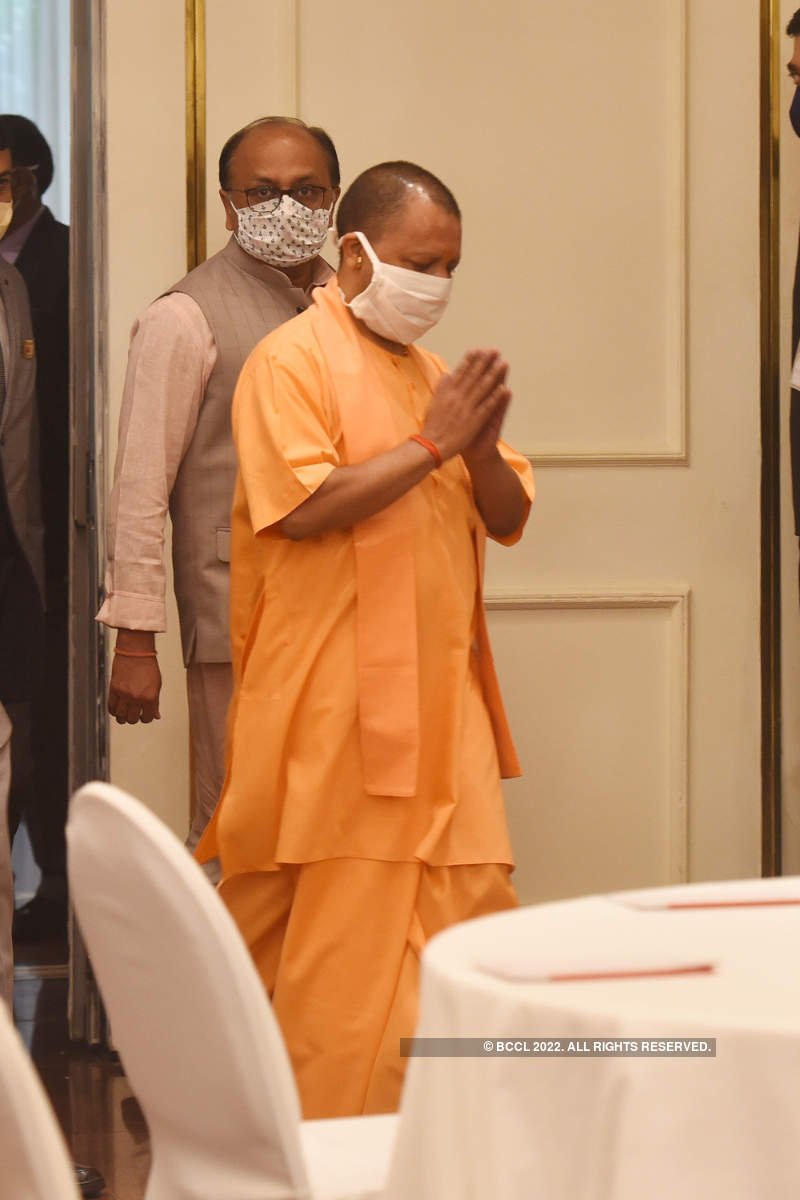 Yogi Adityanath, Uttar Pradesh Chief Minister welcomes Bollywood to UP