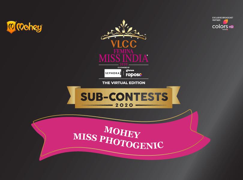 VLCC Femina Miss India 2020: 'Mohey Miss Photogenic' Sub-Contest