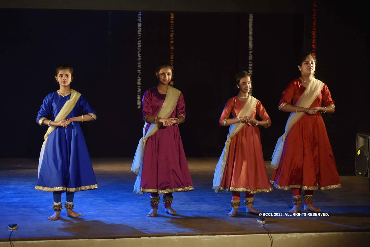 An annual presentation by the students of Sheetal Kolwalkar