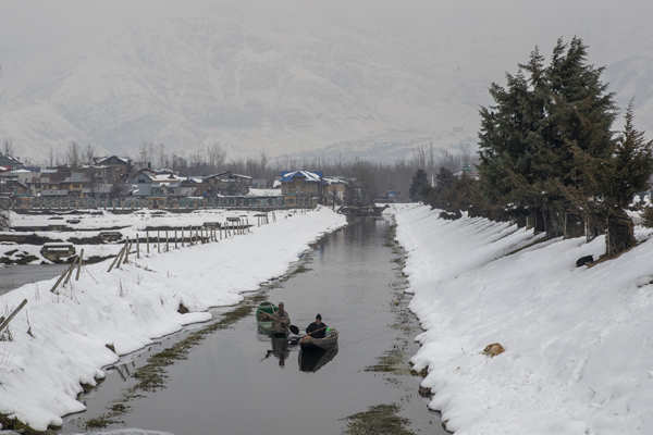 Cold wave conditions persist in north India