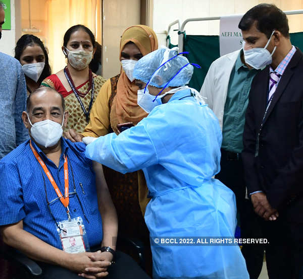 Coronavirus: Over 2.24 lakh people vaccinated in 2 days