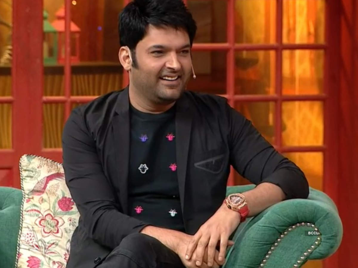 Kapil reveals he ran away from his wedding stage