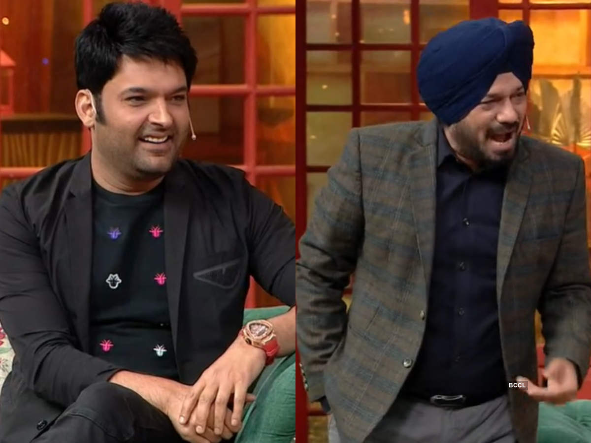 Kapil's admiration for Gurpreet Ghuggi