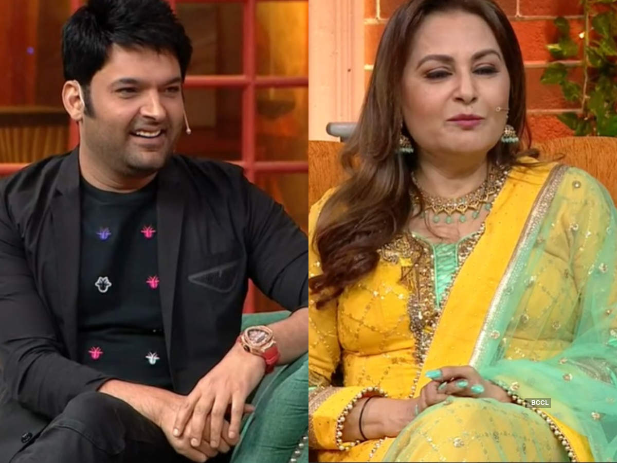 Kapil Sharma offered 5 crore for a film to Jaya Prada revealing she and Sridevi were arch rivals; deets revealed on The Kapil Sharma Show